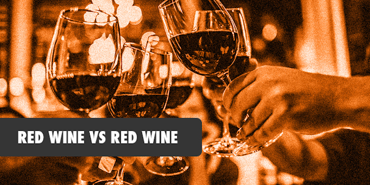Red Wine vs. Red Wine