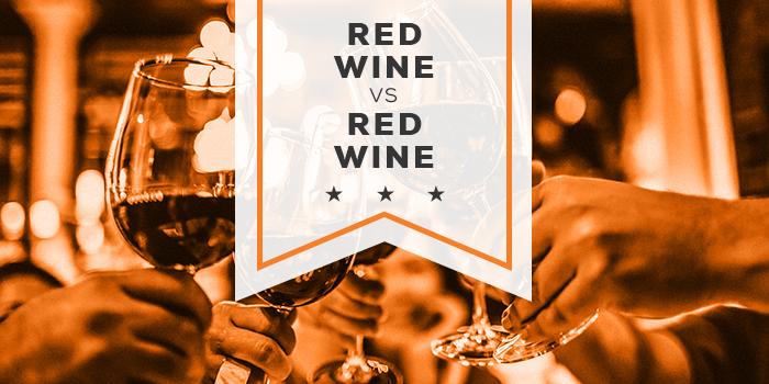 Red Wine vs. Red Wine