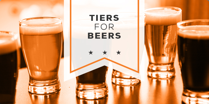 Tiers For Beers