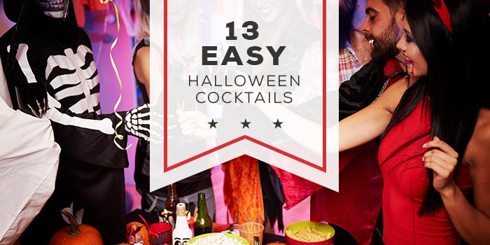 13 Easy Halloween Cocktails