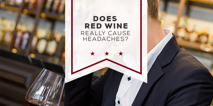 Does Red Wine Really Cause Headaches?